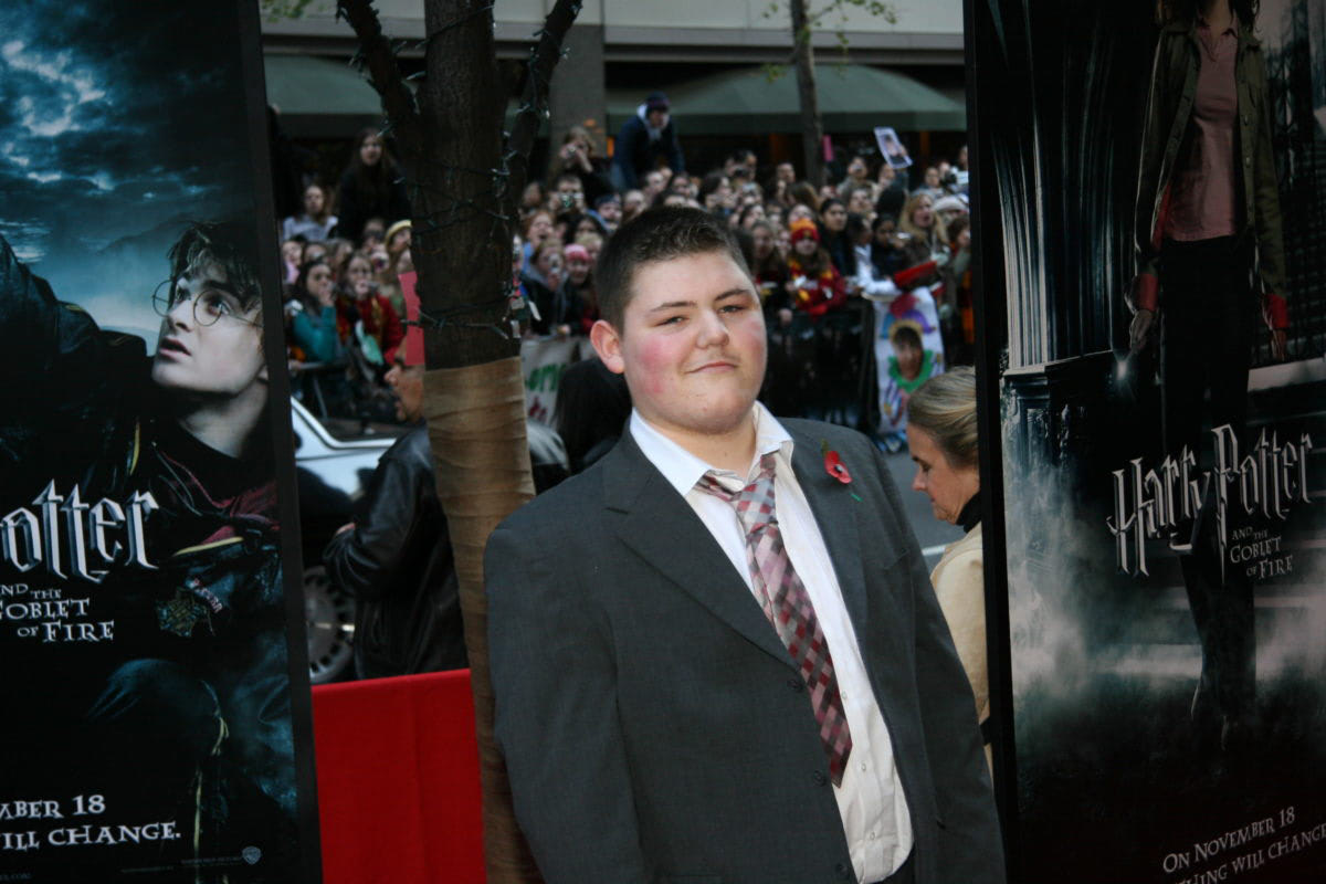 Jamie Waylett at the New York City 'Goblet of Fire' premiere