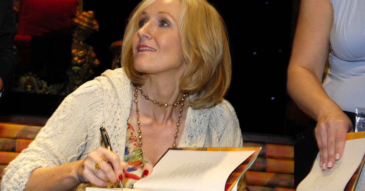 J.K. Rowling reveals Dumbledore was gay