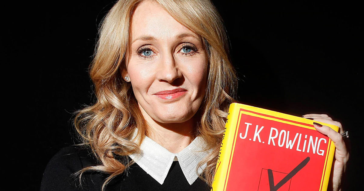 J.K. Rowling working on a novel for adults, out later this year