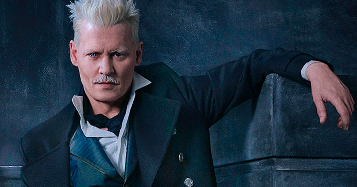 Johnny Depp speaks for the first time about involvement in 'Harry Potter' series