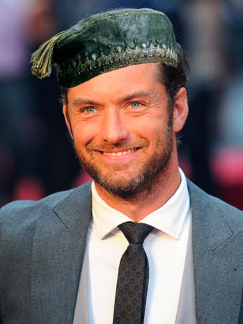 Jude Law will play Albus Dumbledore in the Fantastic Beasts sequels
