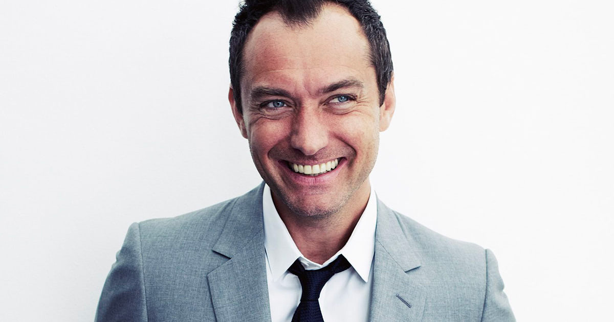 Jude Law will play young Albus Dumbledore in 'Fantastic Beasts' sequels