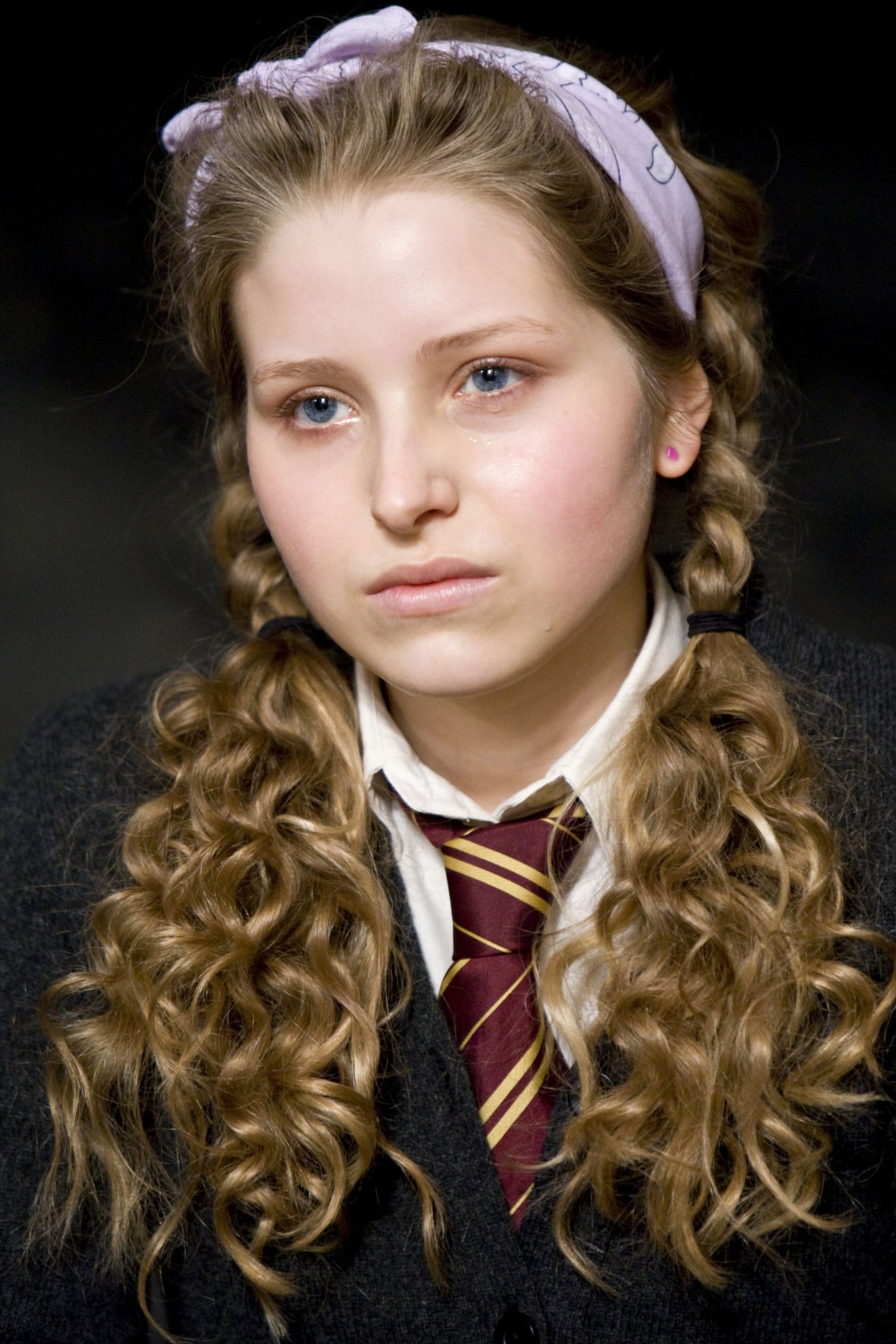 Portrait of Lavender Brown