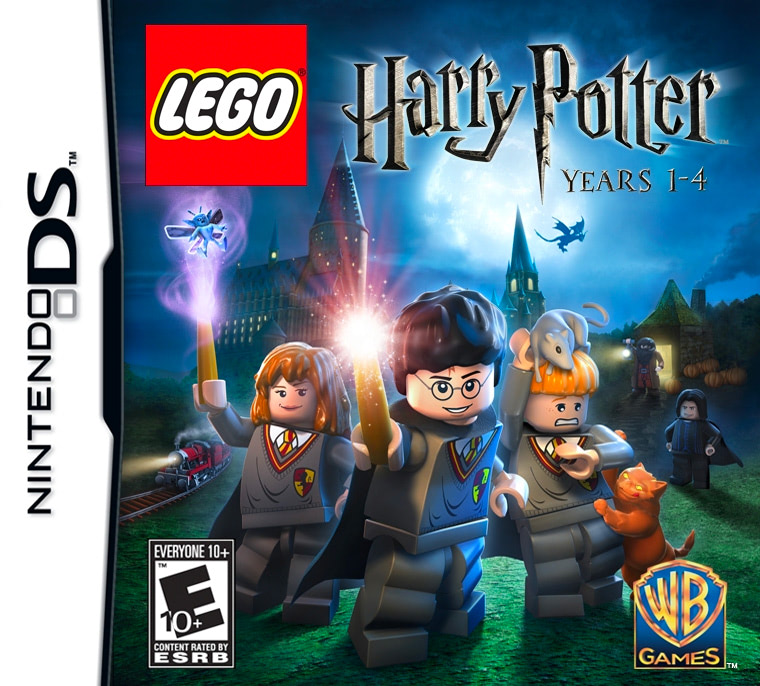 'LEGO Harry Potter: Years 1-4' video game