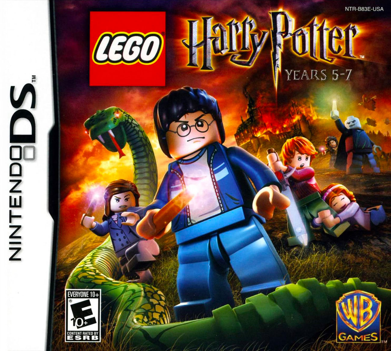 'LEGO Harry Potter: Years 5-7' video game