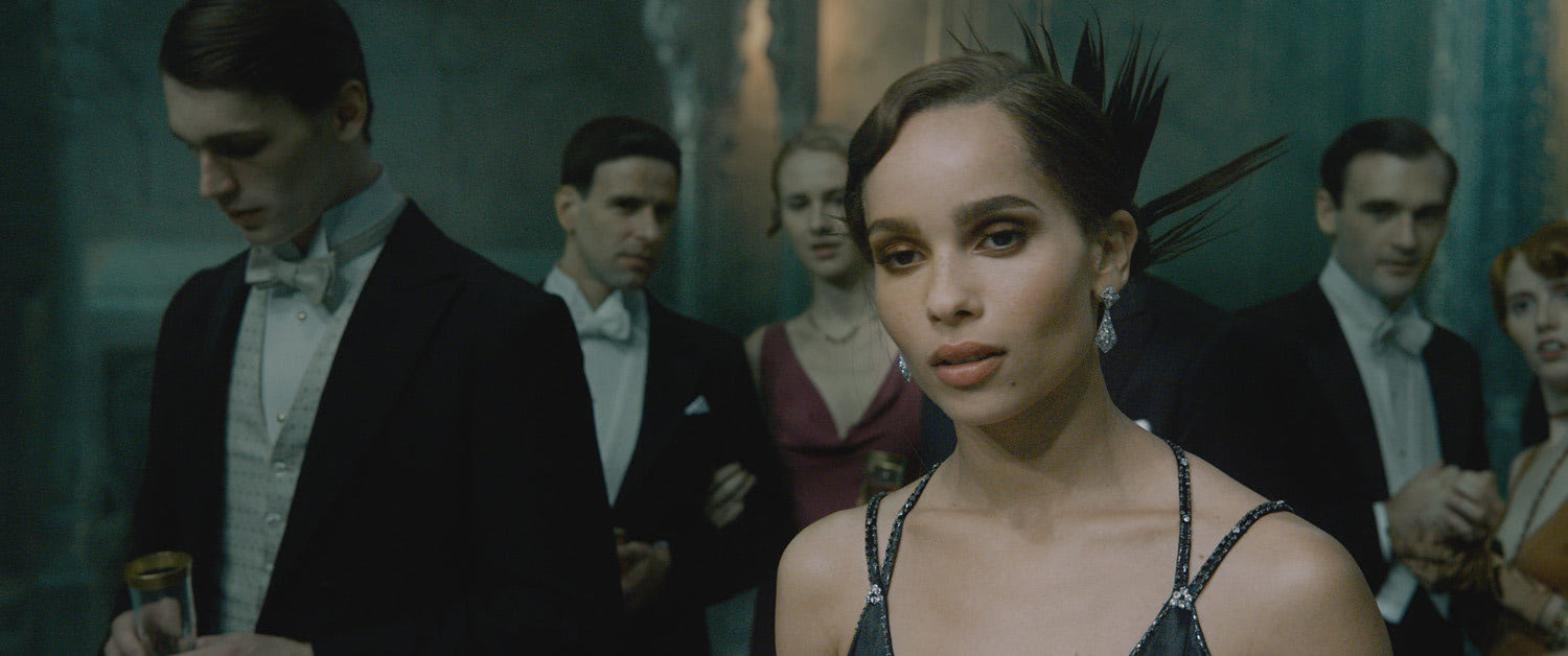 Leta Lestrange at the ball