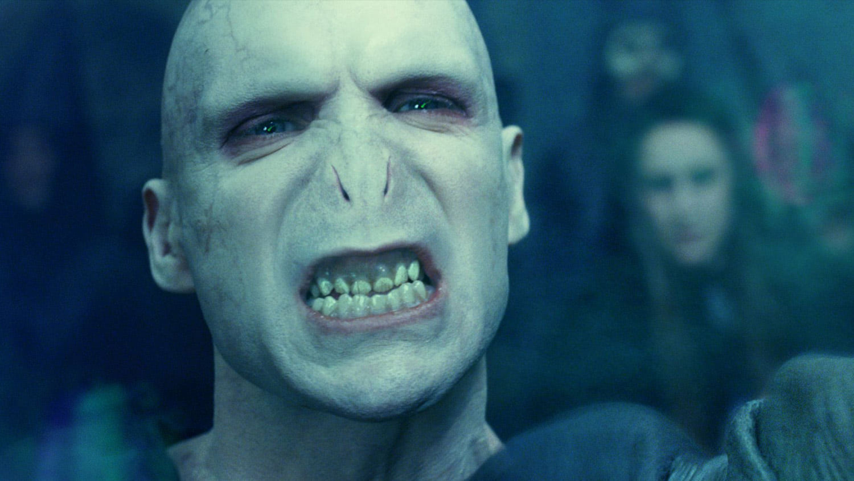 Lord Voldemort is reborn