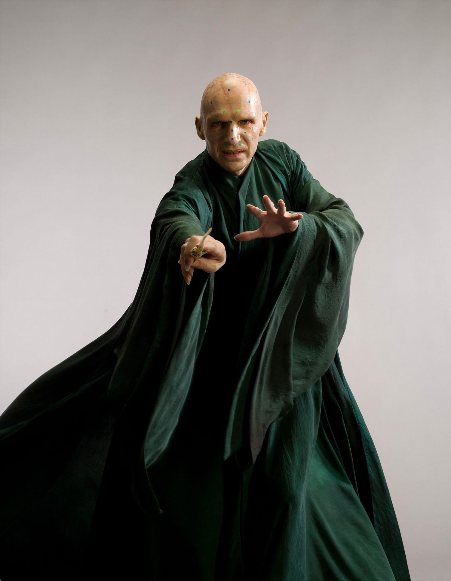 Portrait of Lord Voldemort