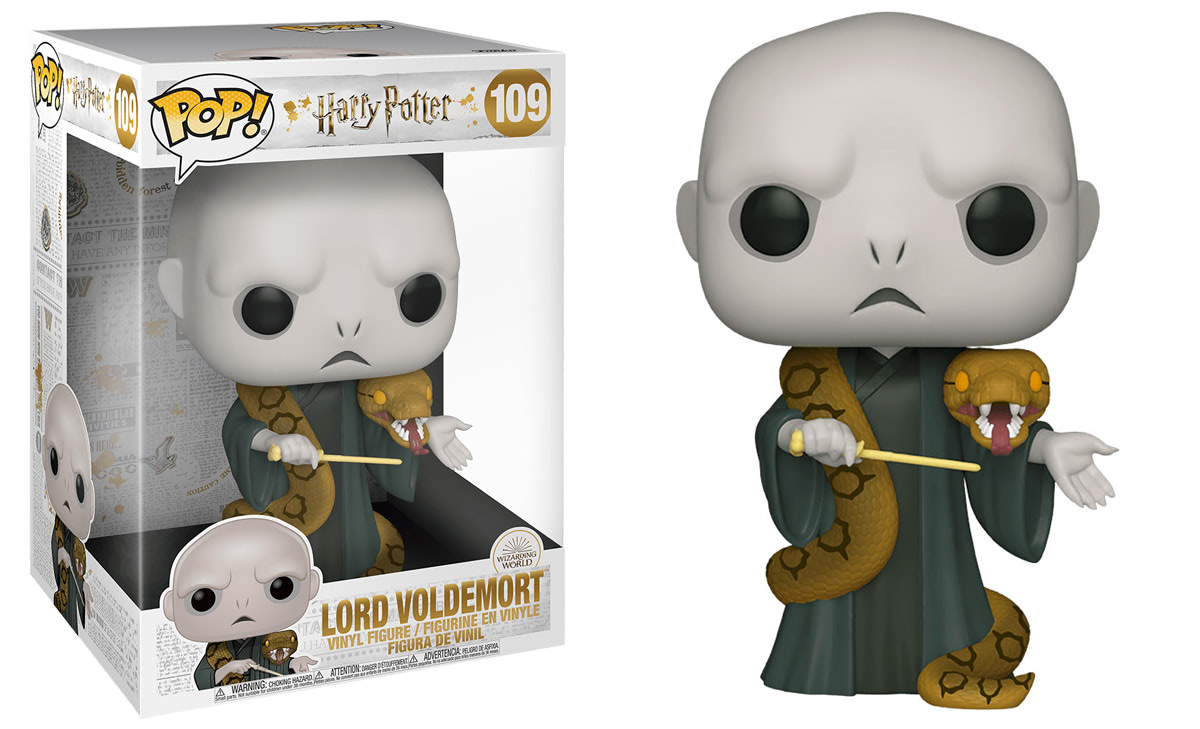 Lord Voldemort (With Nagini) Pop! Vinyl