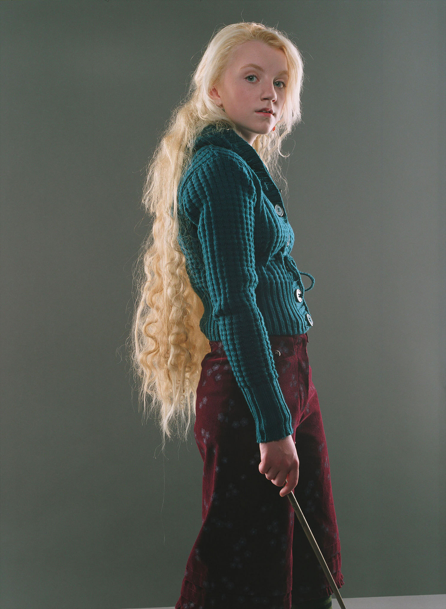Portrait of Luna Lovegood