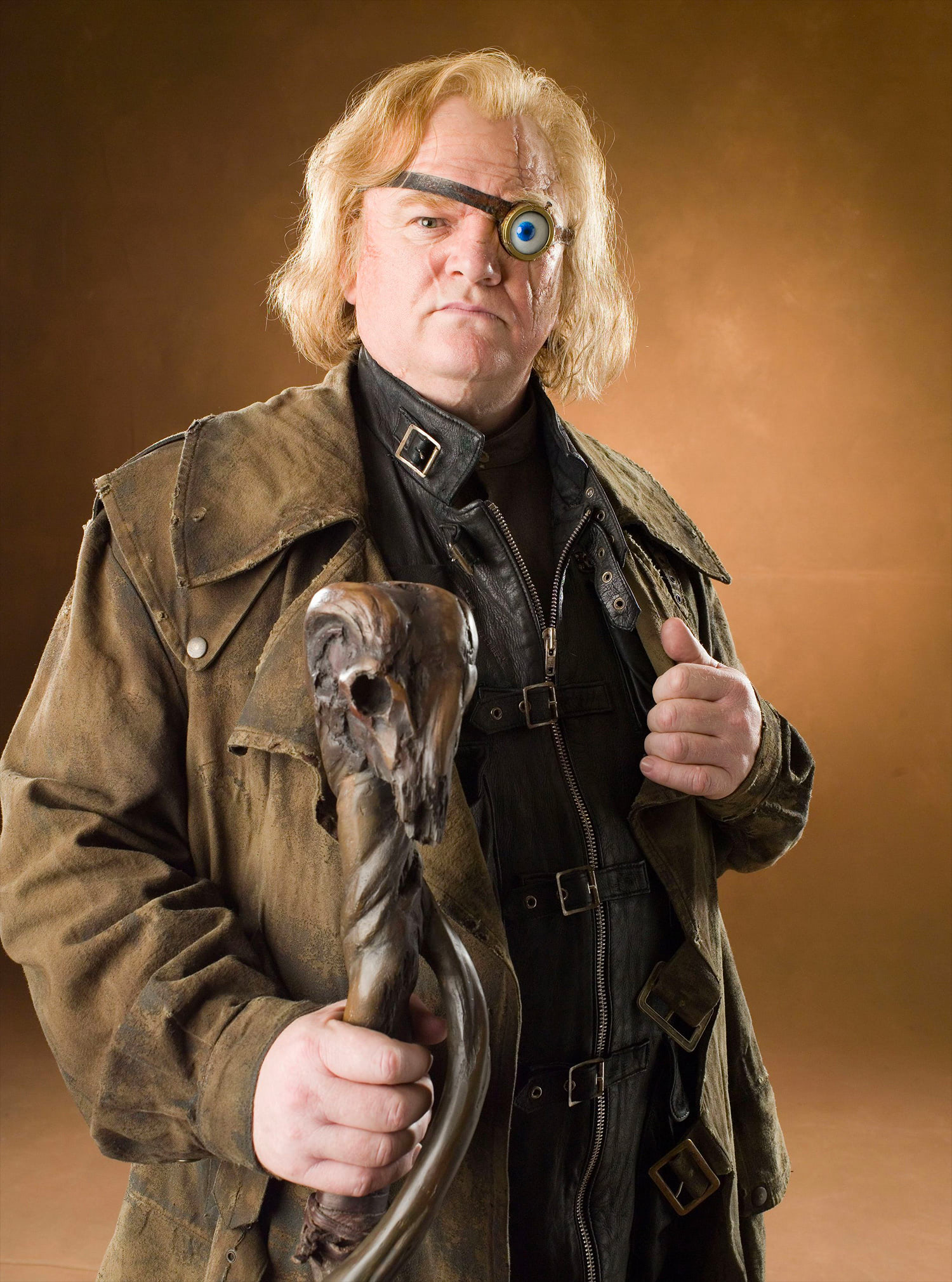 Portrait of Mad-Eye Moody