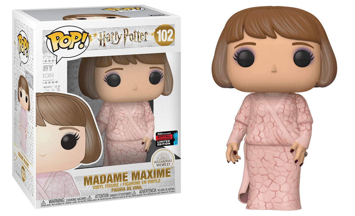 Madame Maxime (Yule Ball) Pop! Vinyl