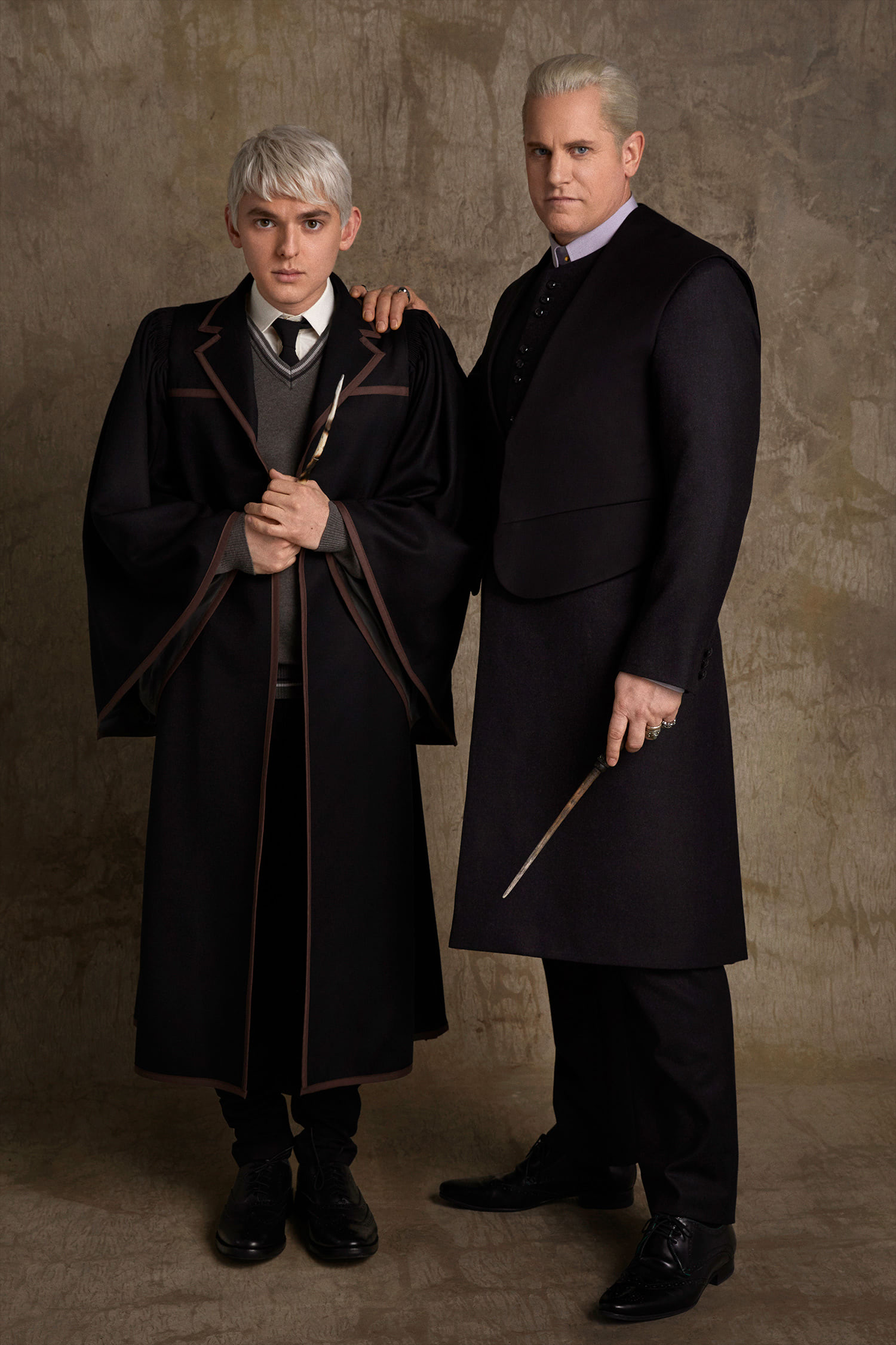 Malfoy family ('Cursed Child' Broadway)