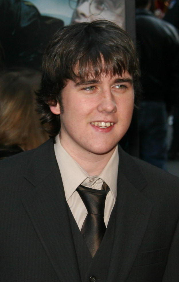 Matthew Lewis at the New York City 'Goblet of Fire' premiere