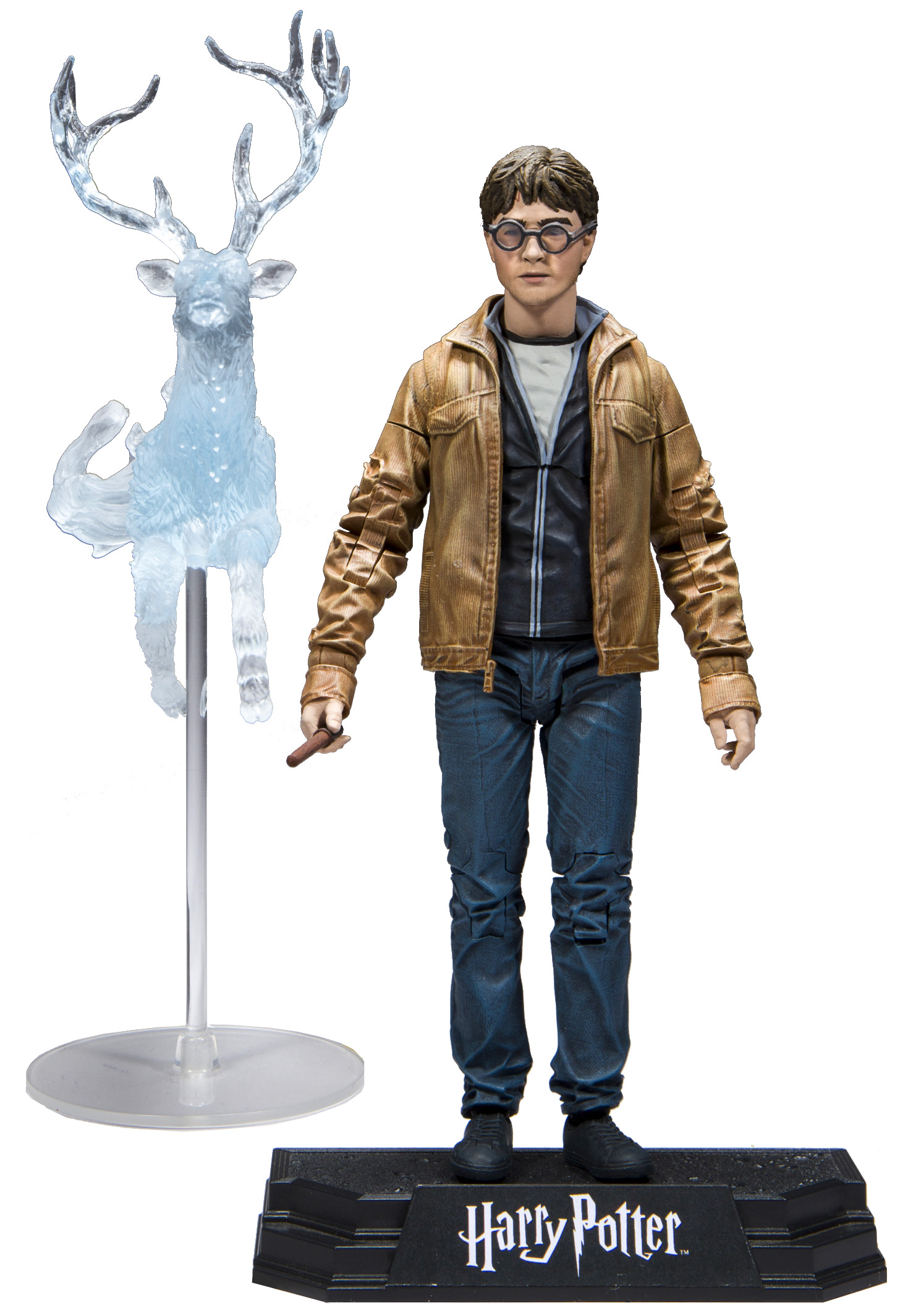 Harry Potter and Patronus (McFarlane Toys)