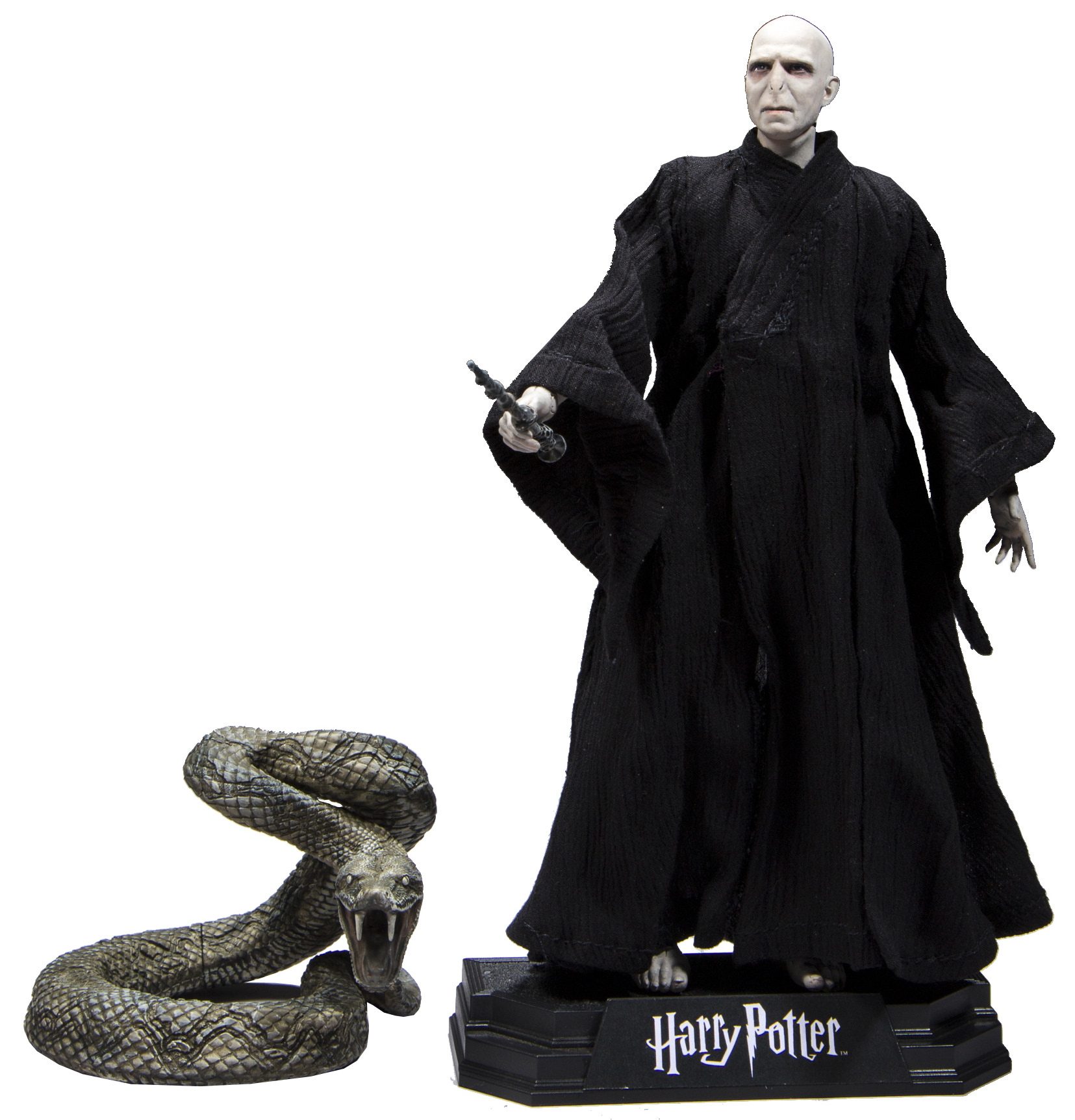 Lord Voldemort and Nagini (McFarlane Toys)