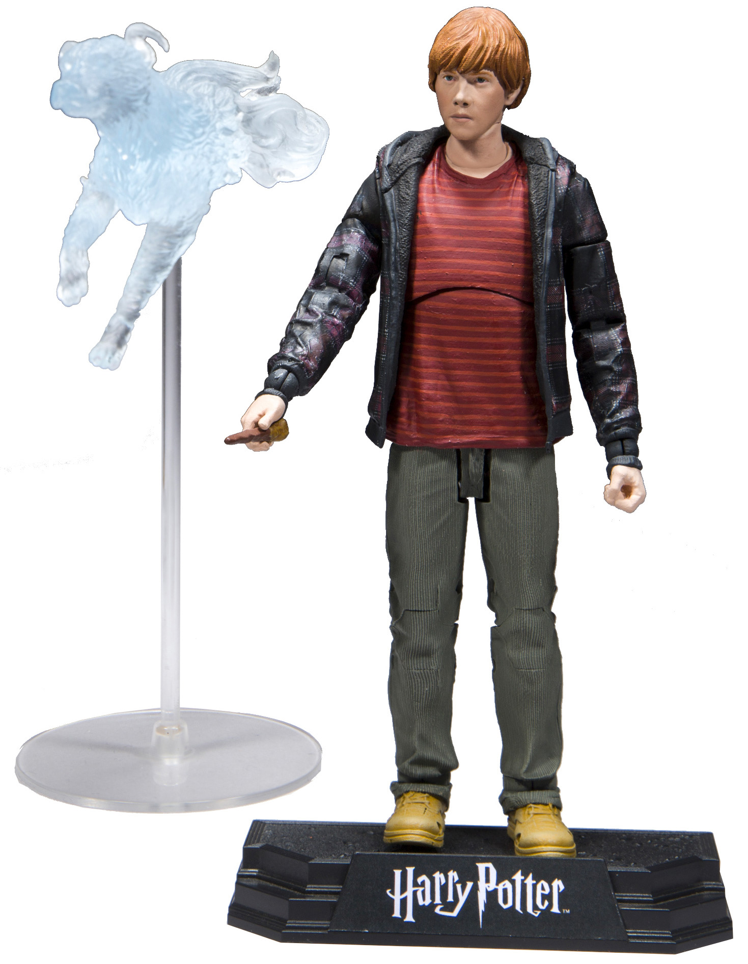 Ron Weasley and Patronus (McFarlane Toys)