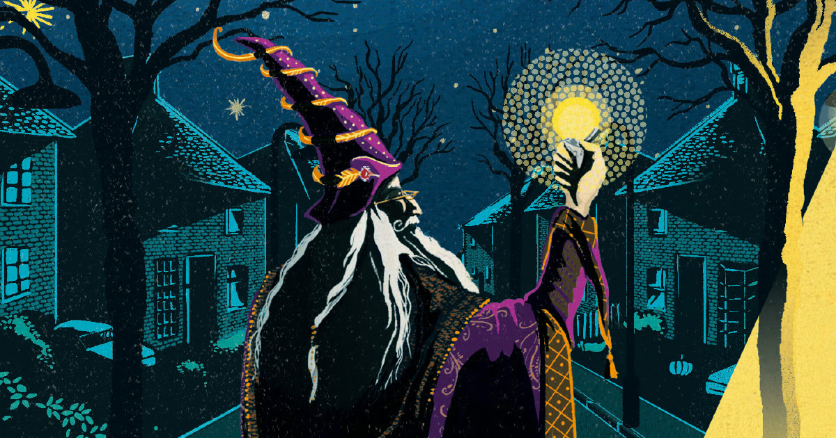 MinaLima unveil illustrations from new 'Philosopher's Stone' edition