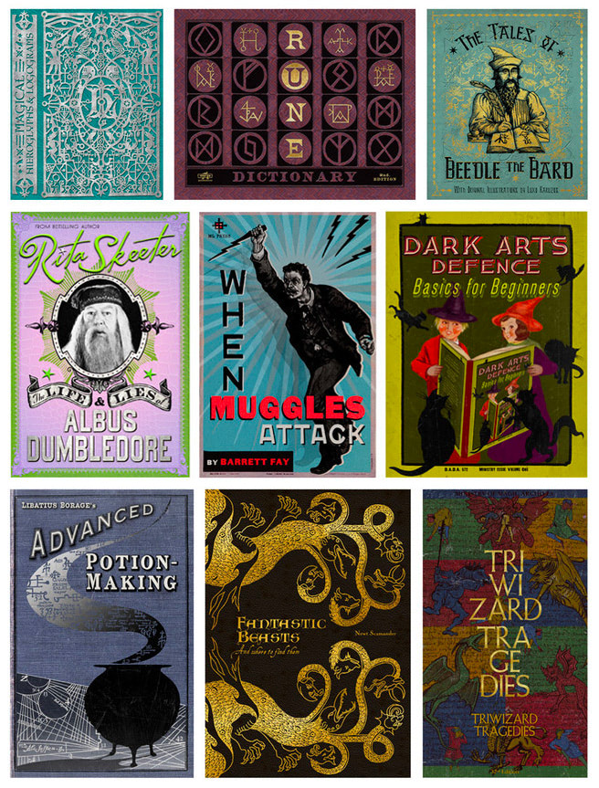 Meet Minalima The Graphic Design Of The Harry Potter Films
