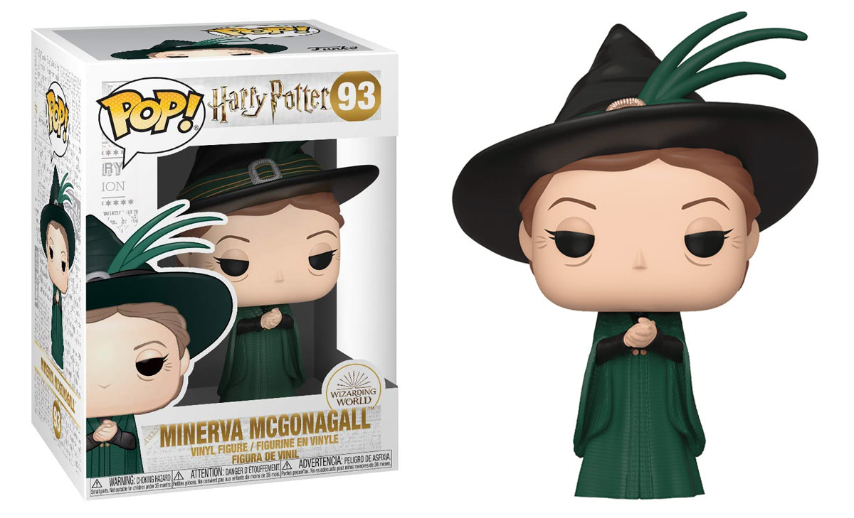 Minerva McGonagall (Yule Ball) Pop! Vinyl
