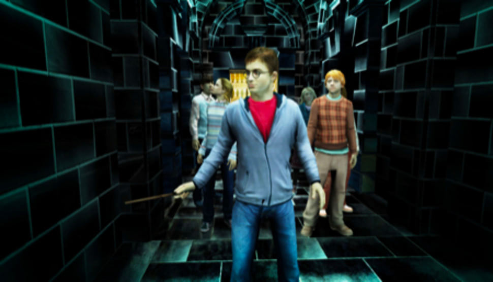 Ministry of Magic (Order of the Phoenix video game)