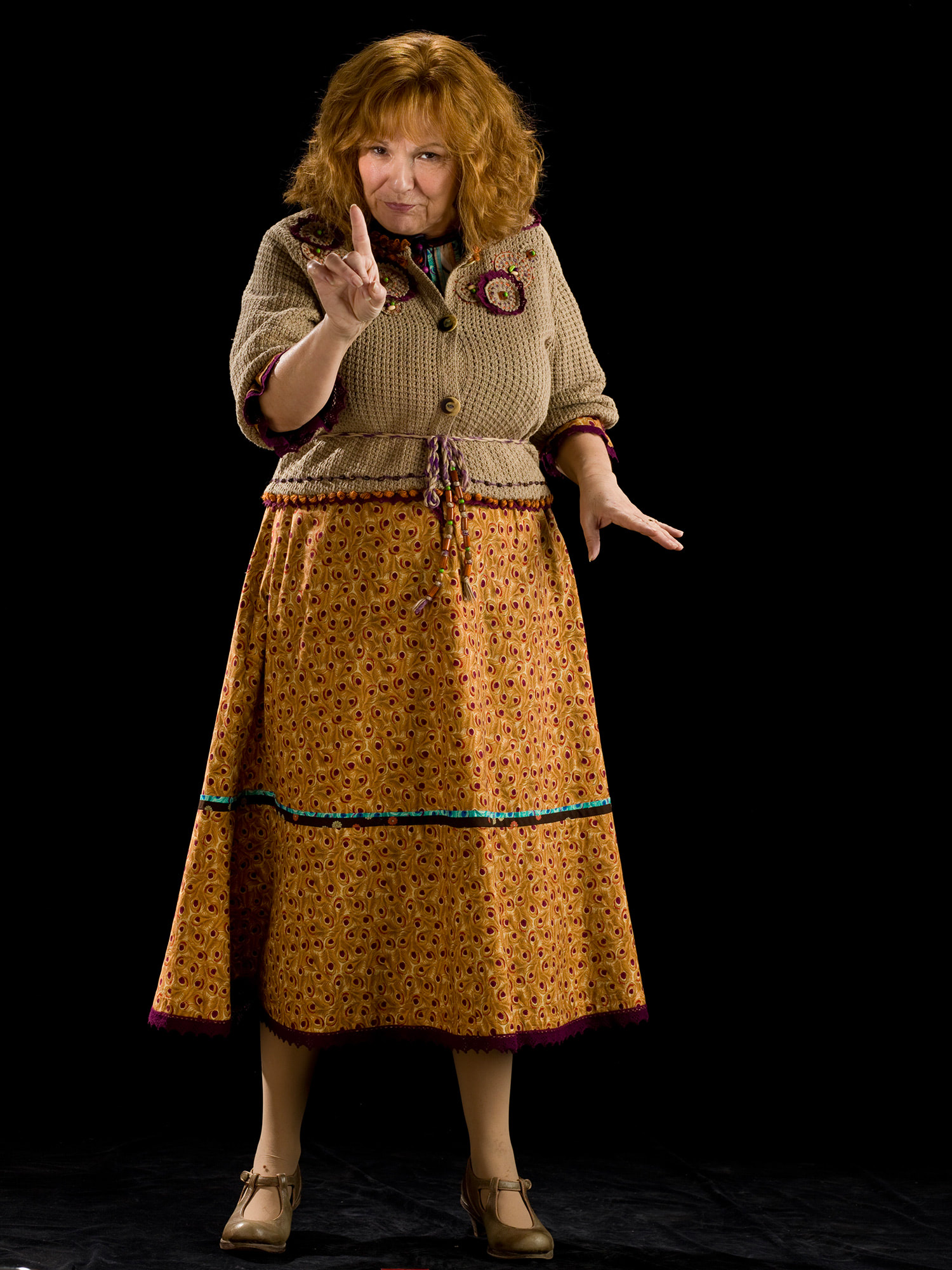 Portrait of Molly Weasley
