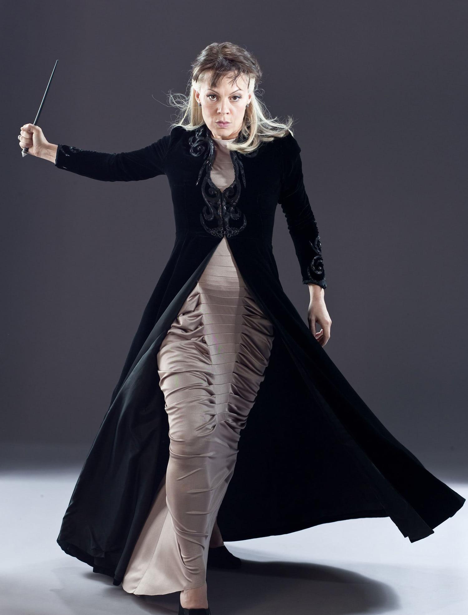 Portrait of Narcissa Malfoy