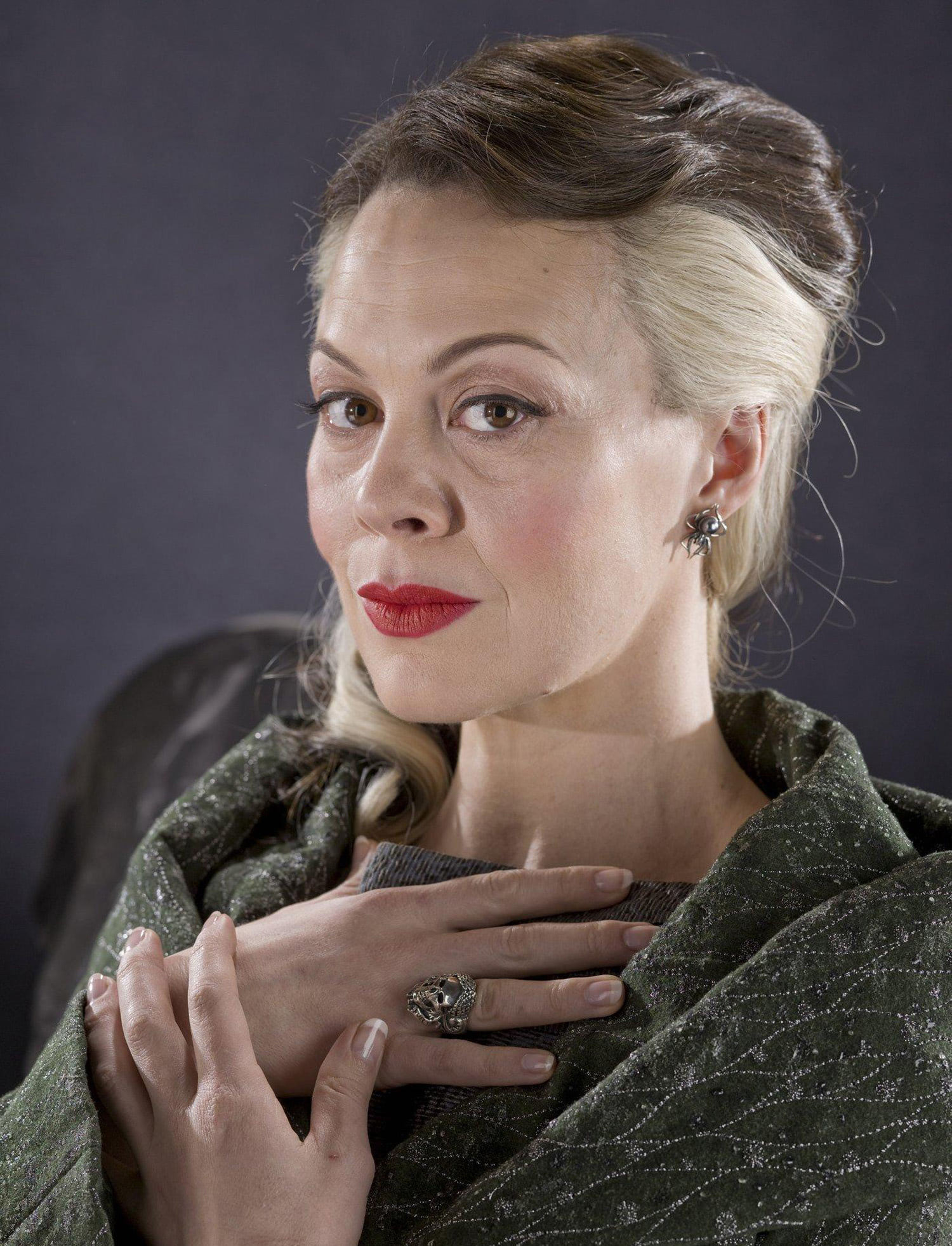 Portrait of Narcissa Malfoy