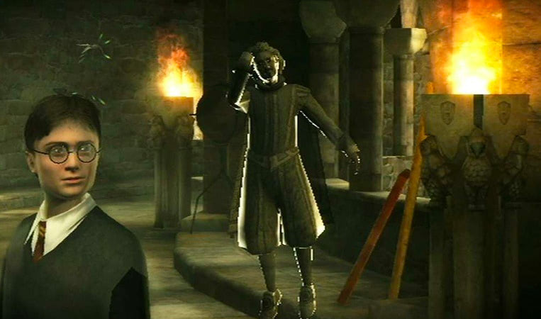 Nearly Headless Nick (Half-Blood Prince video game)