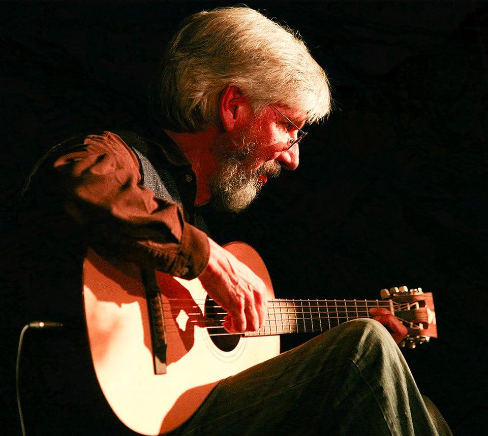 Composer Nicholas Hooper.
