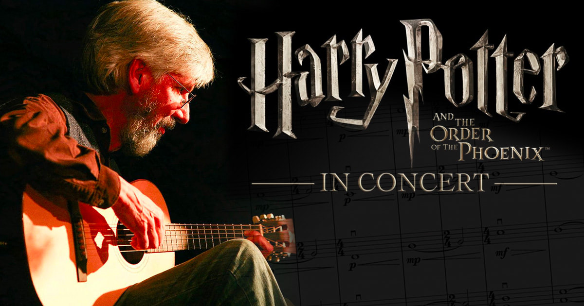 Nicholas Hooper on writing music for the 'Harry Potter' films