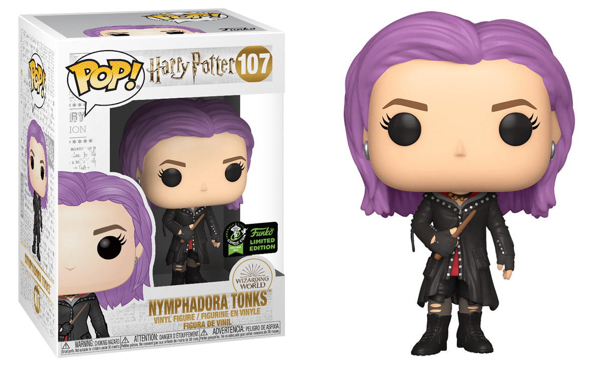 Nymphadora Tonks Pop! Vinyl
