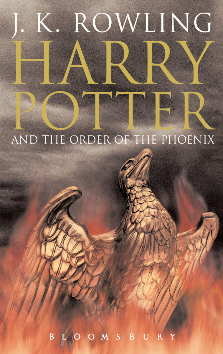 'Order of the Phoenix' adult edition