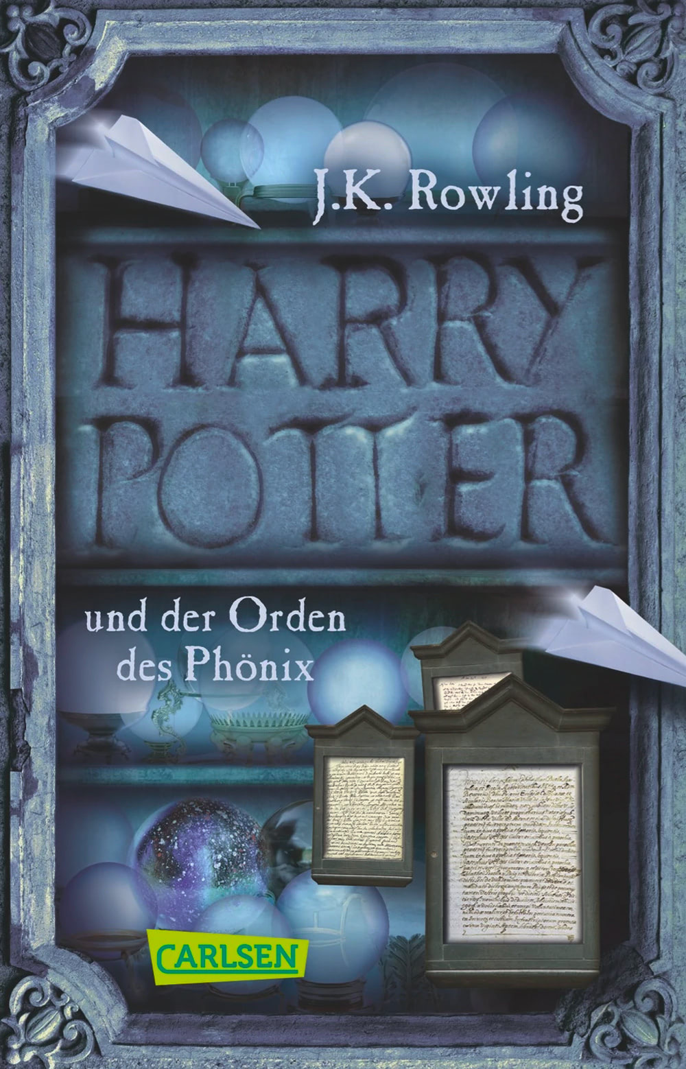'Order of the Phoenix' German anniversary pocket edition