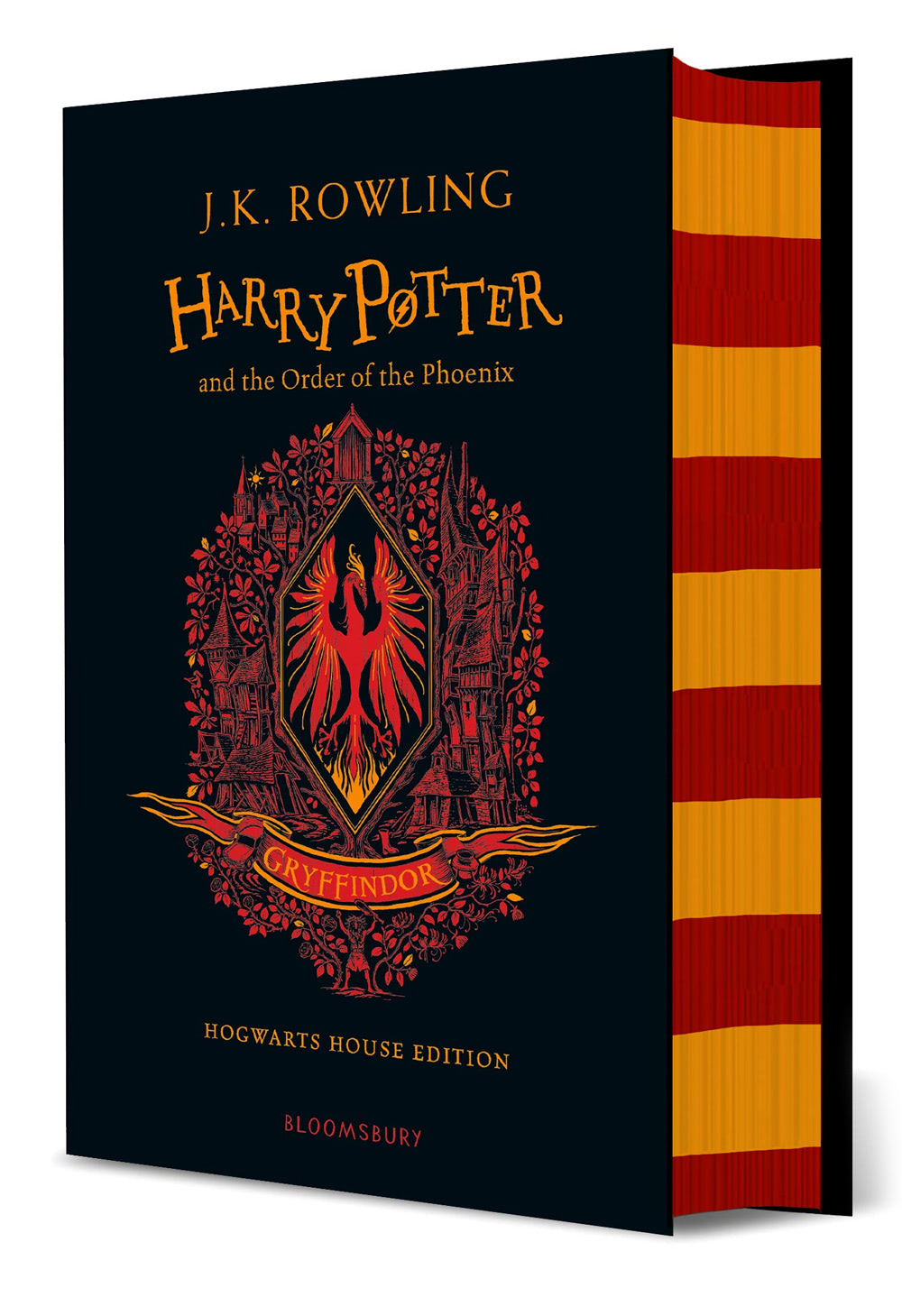 'Order of the Phoenix' house edition (Gryffindor) (hardback)