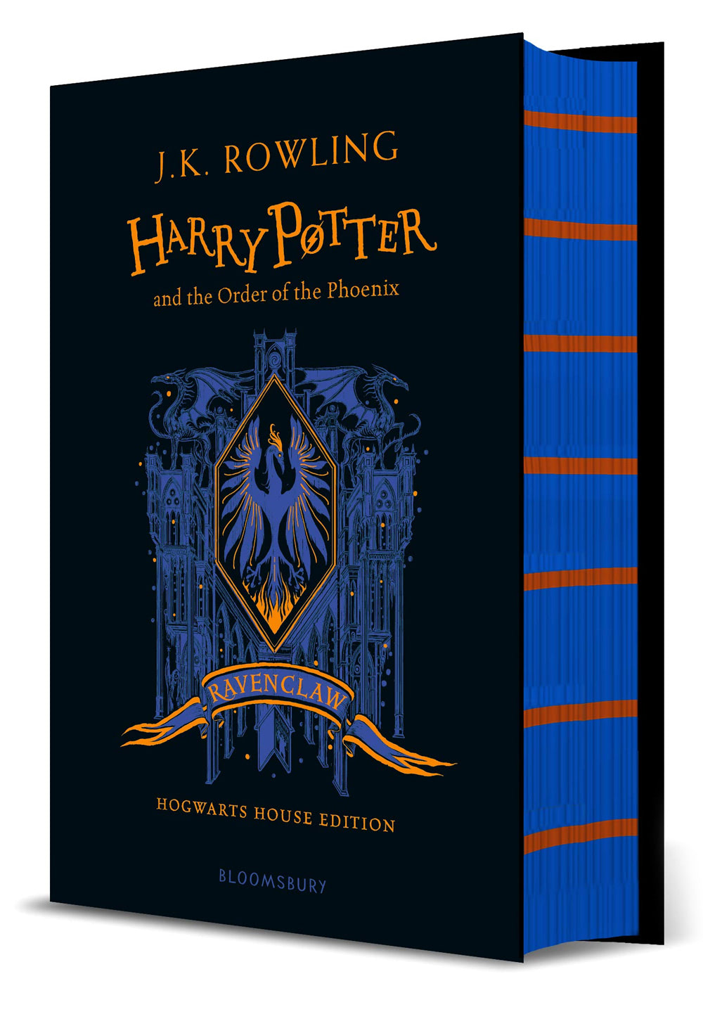 'Order of the Phoenix' house edition (Ravenclaw) (hardback)