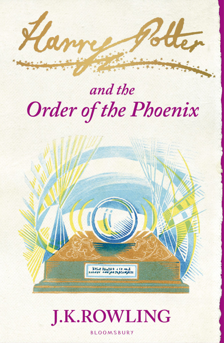 'Order of the Phoenix' signature edition