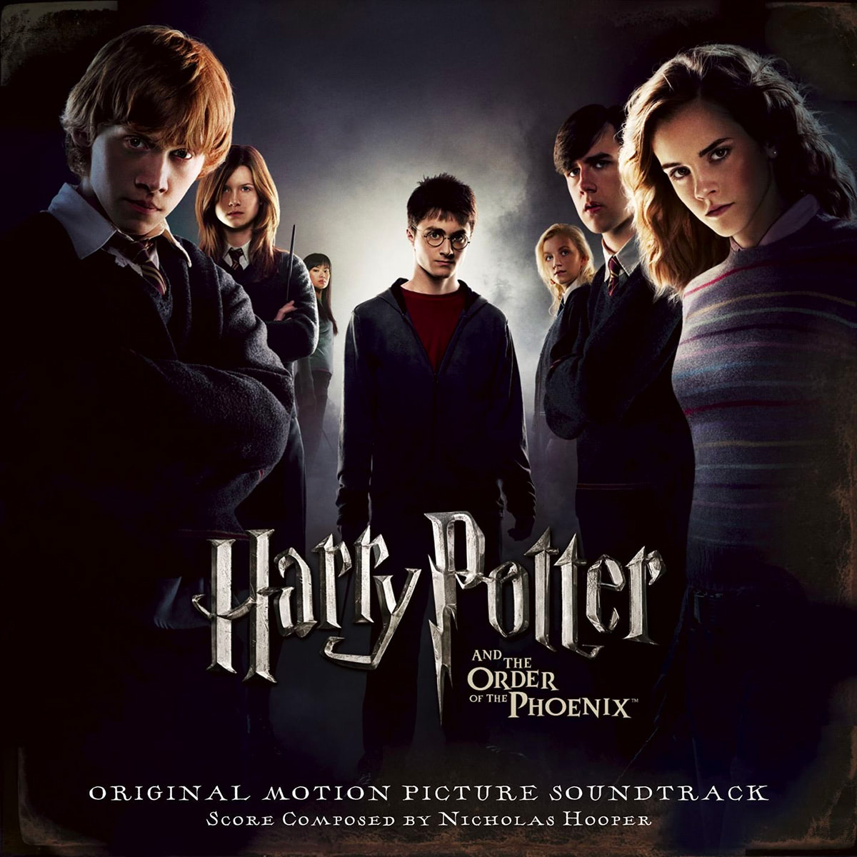 'Order of the Phoenix' soundtrack
