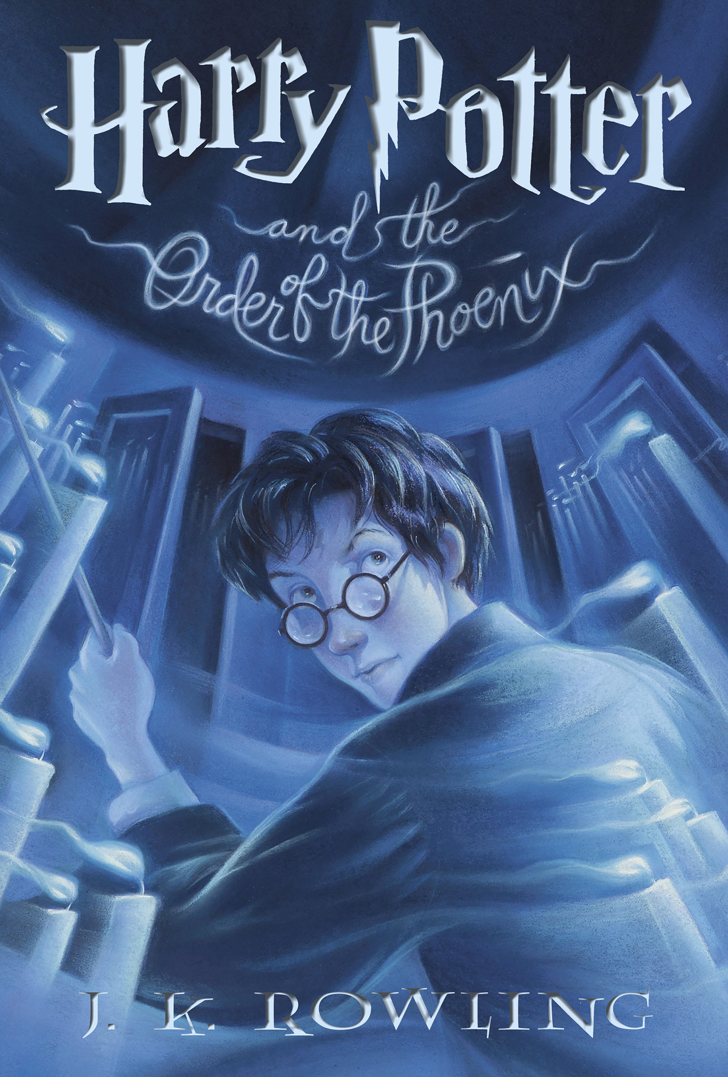 'Order of the Phoenix' US children's edition
