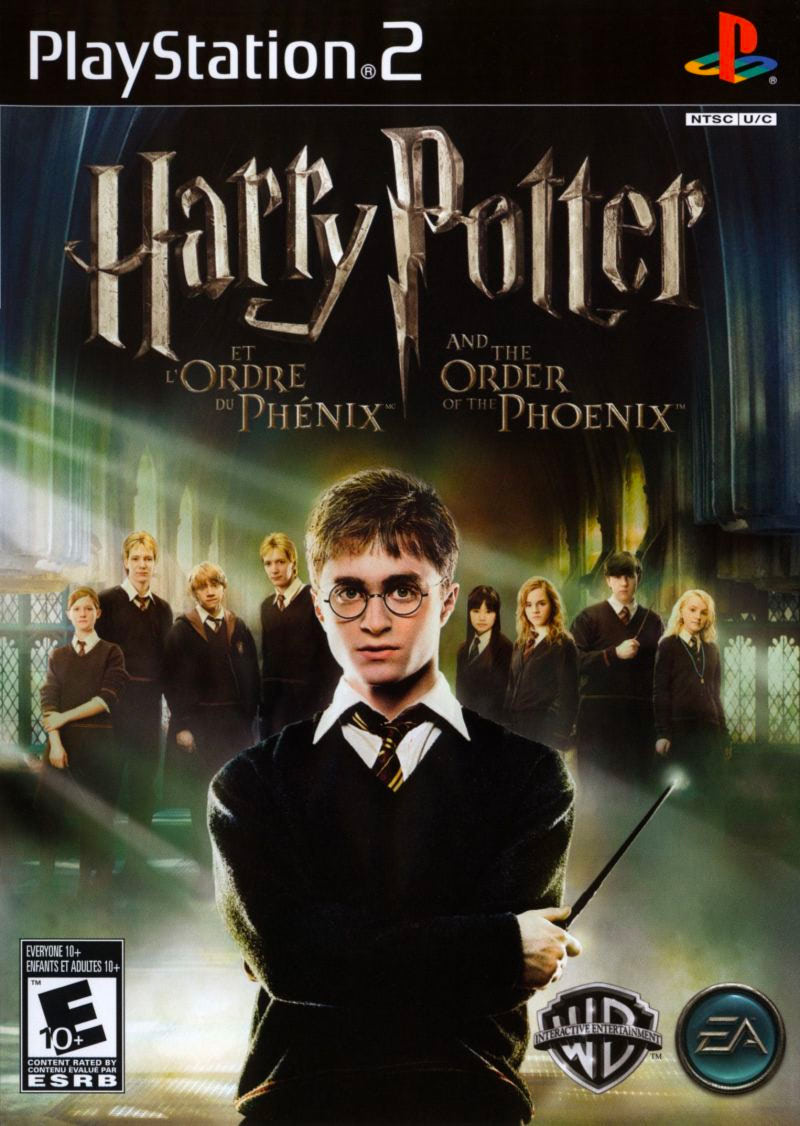 'Order of the Phoenix' video game
