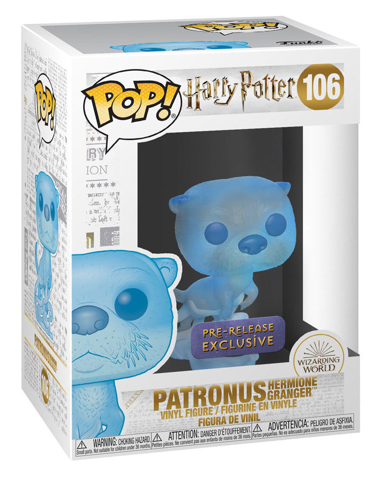 Patronus (Hermione Granger) Pop! Vinyl