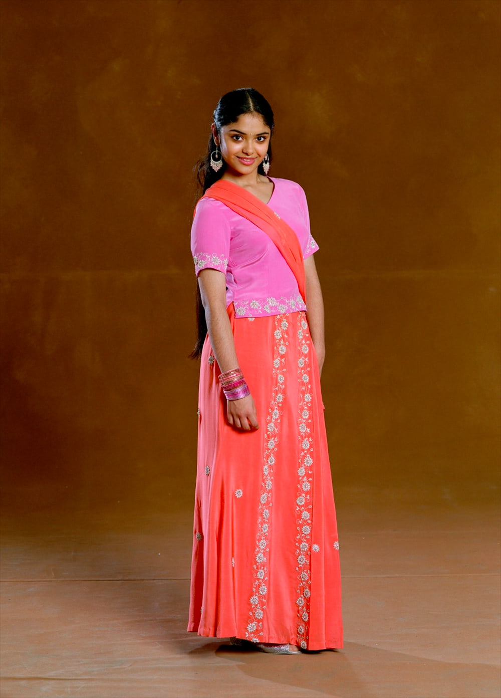 Padma Patil Yule Ball portrait