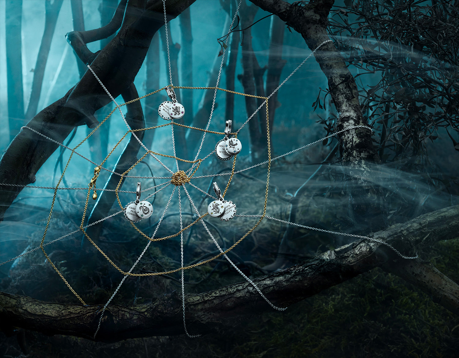 Pandora 'Harry Potter' jewellery collection