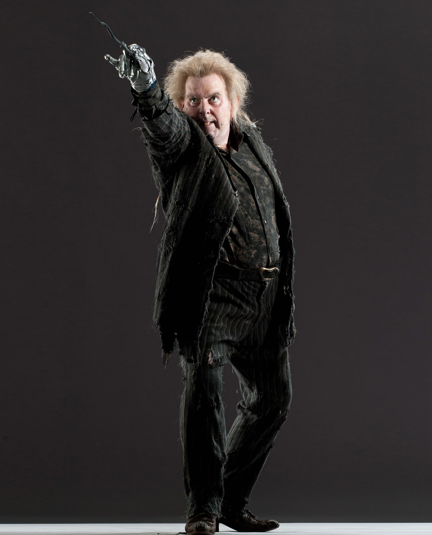 Portrait of Peter Pettigrew (Wormtail)