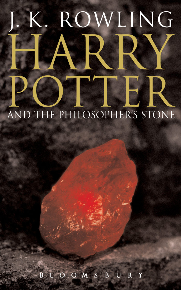 'Philsosopher's Stone' adult edition