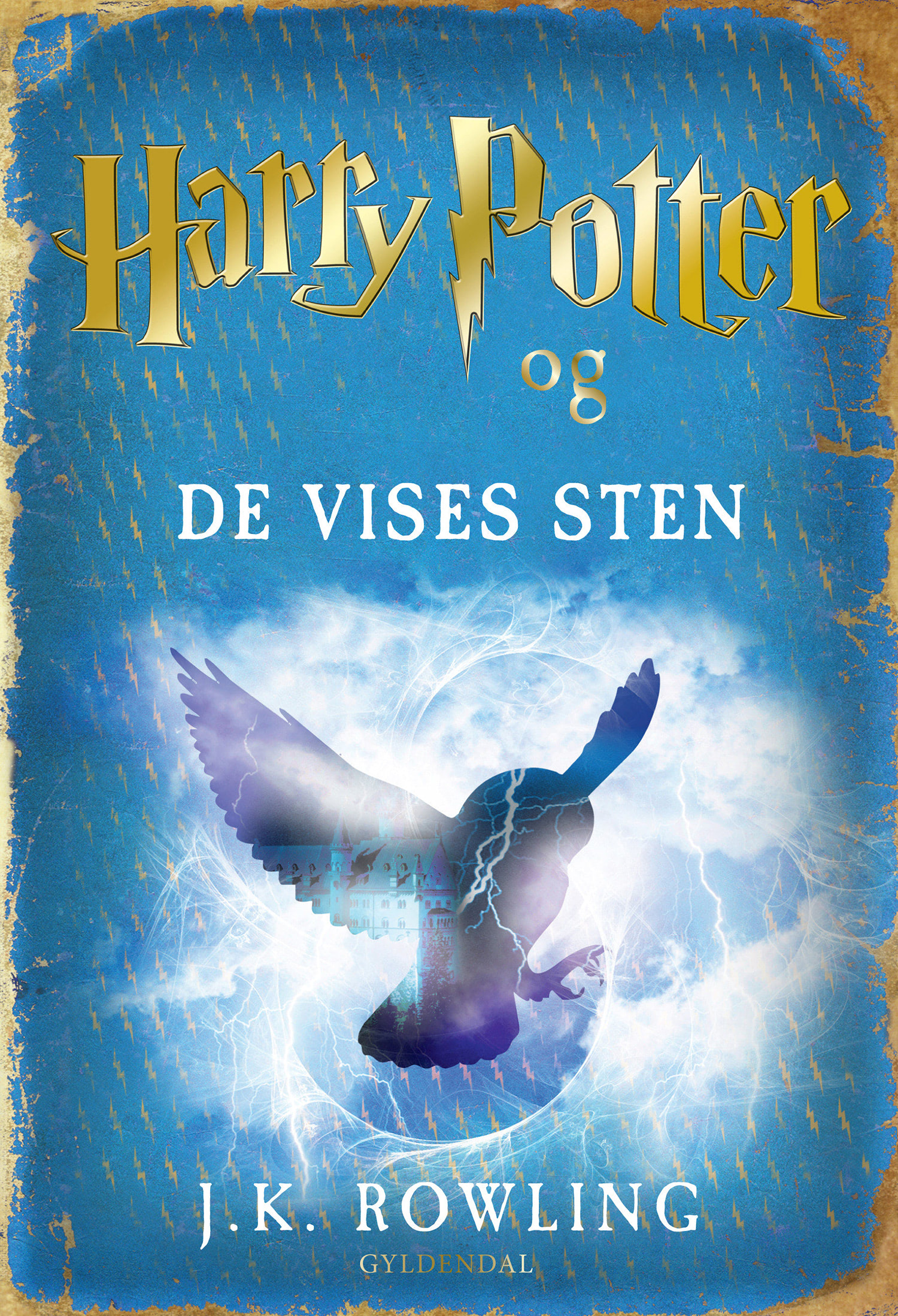 'Philosopher's Stone' Danish edition (2012)