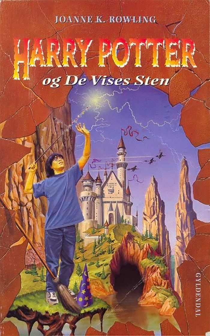 'Philosopher's Stone' Danish edition