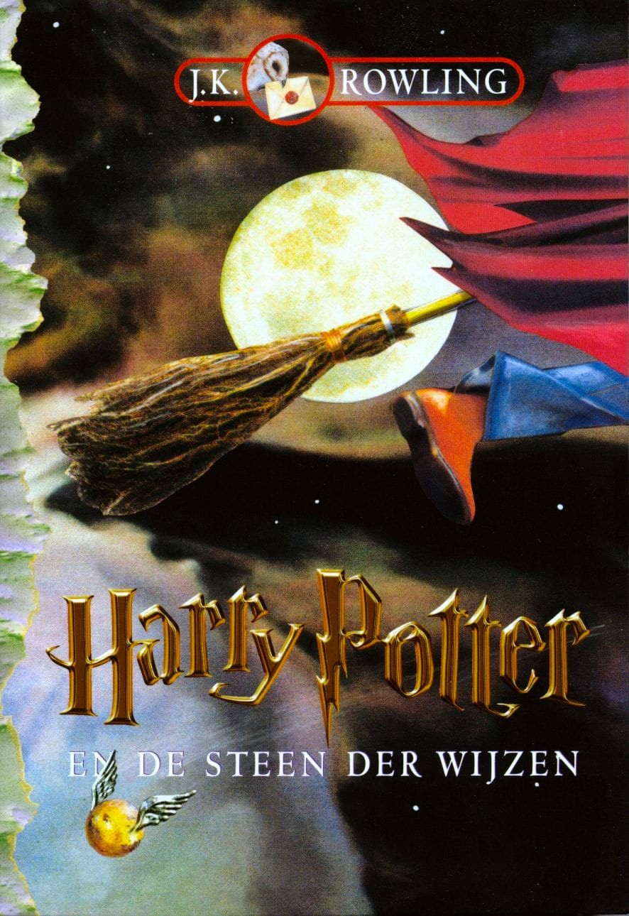 'Philosopher's Stone' Dutch edition