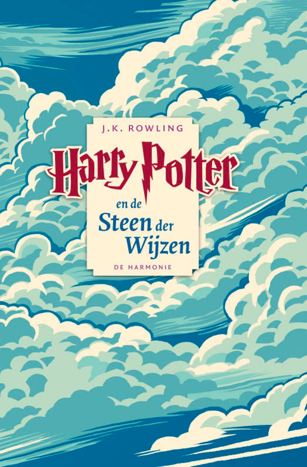'Philosopher's Stone' Dutch pocket edition