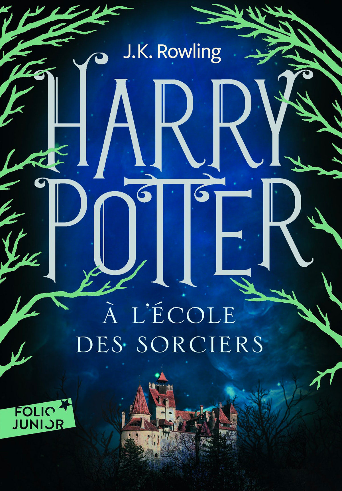 'Philosopher's Stone' French adult edition